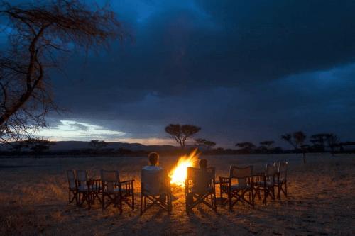 serengeti kati kati tented camp kampvuur.png