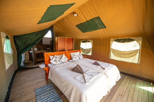 elephant pools lodge tent van binnen.png