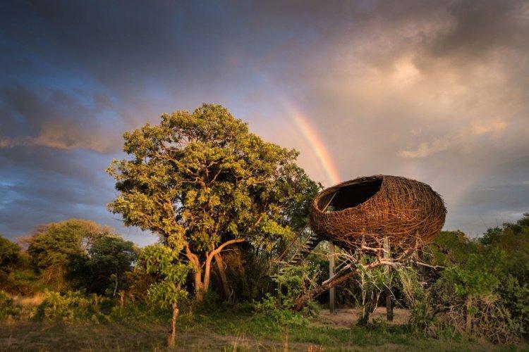chisa busanga camp nest vanaf buiten gezien.jpg