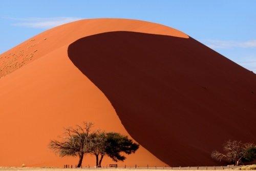 Rondreis Namibie - Namibie in vogelvlucht - autorondreis dag 02