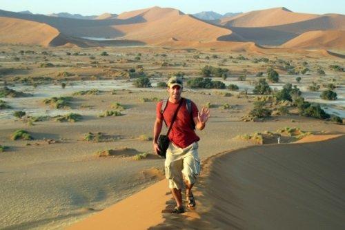 Rondreis Namibie - Het beste van Namibie dag 008