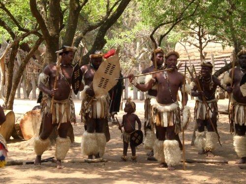 Het Beste van Zuid-Afrika swaziland