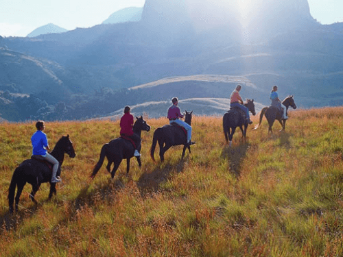 The Cavern Drakensberg Resort activity