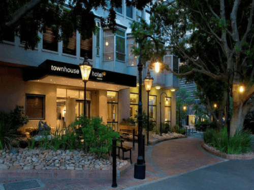 Townhouse Hotel building