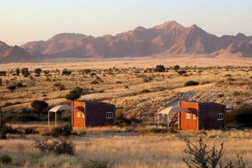 Agama River Camp 1