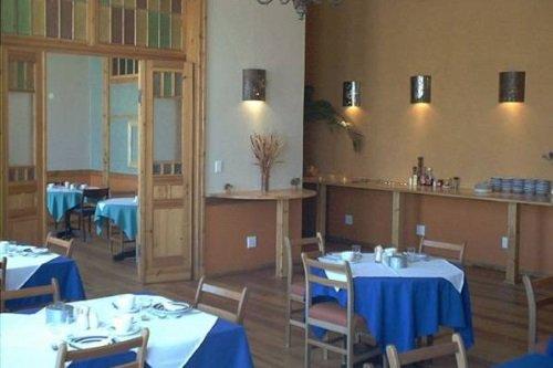 Hotel A la Mer bar
