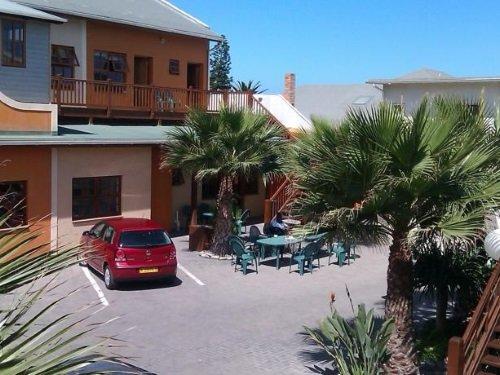 Hotel A la Mer outside