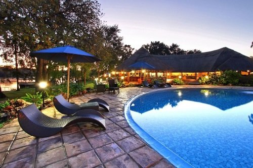 Zambezi River Lodge 2