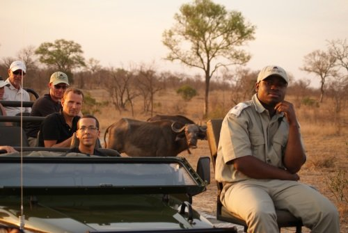Hwange National Park gamedrive