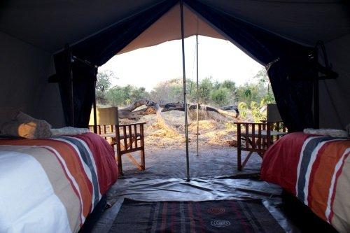 Khwai Bedouin Camp 1