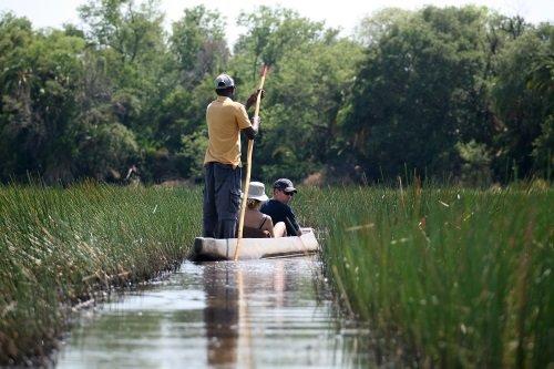 Okavango Delta a