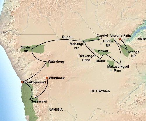 Trans Afrika Lodge Safari