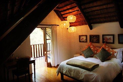 Malandelas Bed and Breakfast kamer