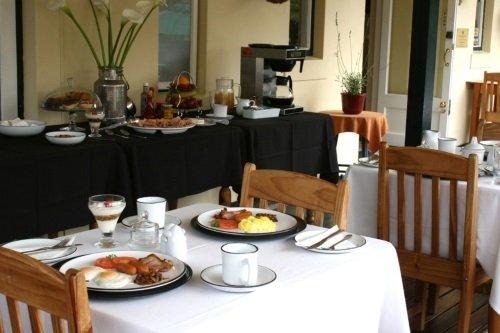 Wayside Inn restaurant