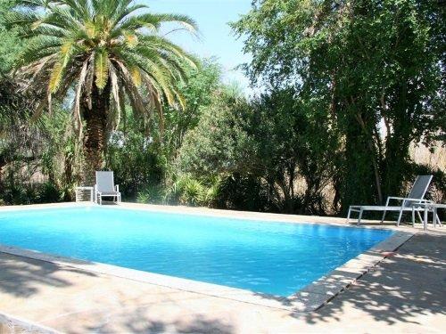 Omaruru Guesthouse zwembad