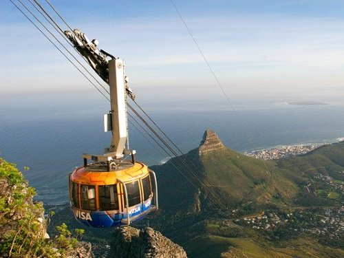 Tafelberg kabelbaan
