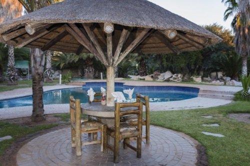 Tautona Lodge zwembad
