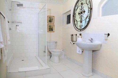 Rexford Manor badkamer