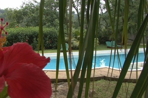 Emafini Guest Lodge zwembad