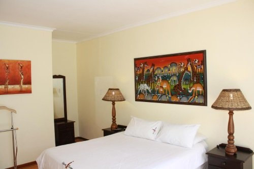 African Dreams Lodge kamer