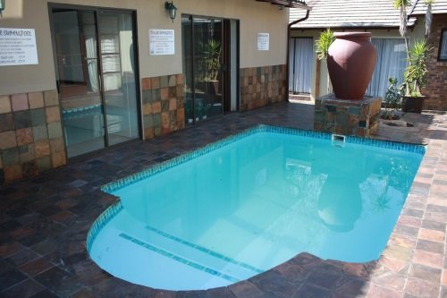 African Dreams Lodge zwembad