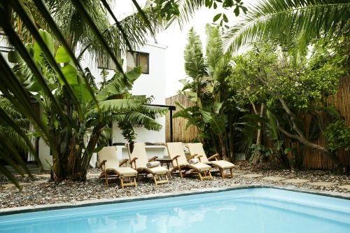 Antrim Villa zwembad