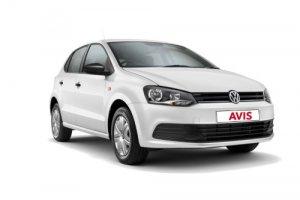 Autohuur Avis cat. B Zuid-Afrika VW Polo Vivo