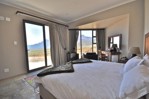 Witsieshoek Mountain Lodge kamer