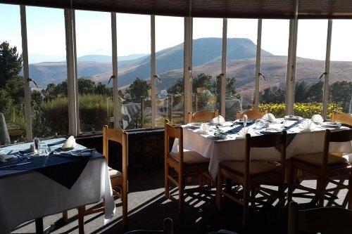 Witsieshoek Mountain Lodge restaurant
