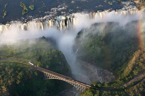 sfeerfoto Comfortabele lodgesafari van Kaapstad naar Victoria Falls