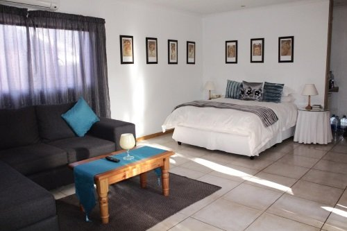 Blommenberg Guest House kamer