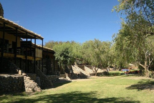 Bundi Adventures Base Camp tuin
