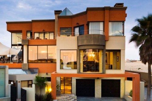 Atlantic Villa Guest House buitenkant