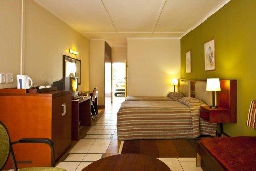 Safari Hotel kamer