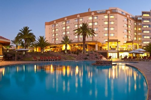 Safari Hotel zwembad