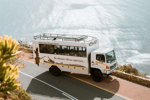Nomad Luxury Adventure Truck 001