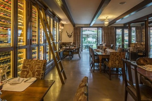 Drostdy Hotel restaurant