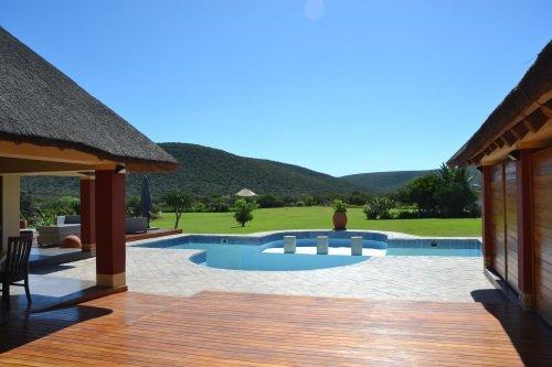 Parkview Lodge zwembad