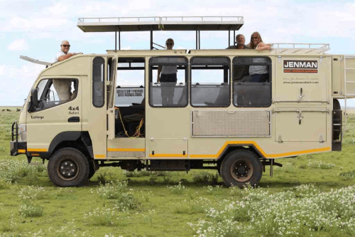 Jenman 12 seater vehicle 001