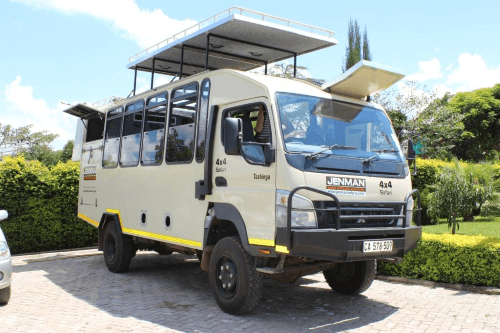 Jenman 12 seater vehicle 003