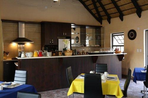 Capbon Guesthouse ontbijt