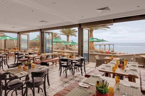 Strand Hotel Swakopmund restaurant