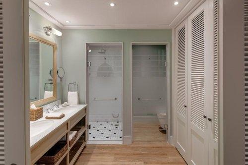 Strand Hotel Swakopmund badkamer