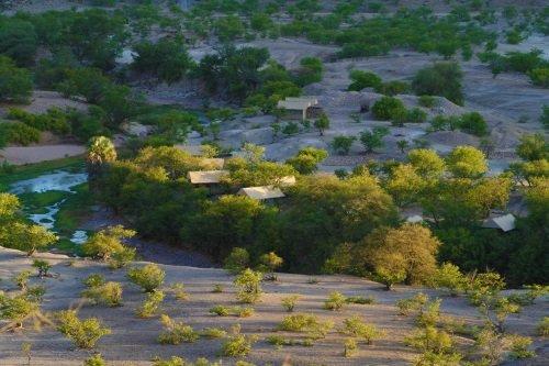 Khowarib Lodge bovenkant