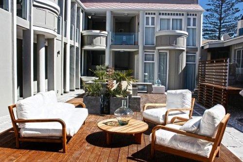 Swakopmund Luxury Suites buitenterras