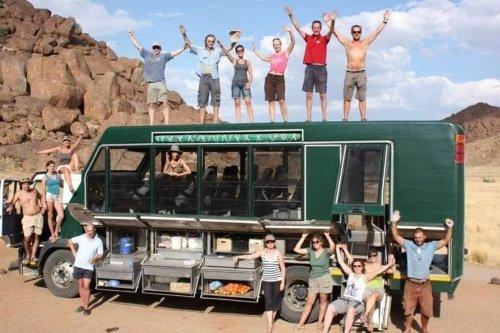 Drifters safari truck 001