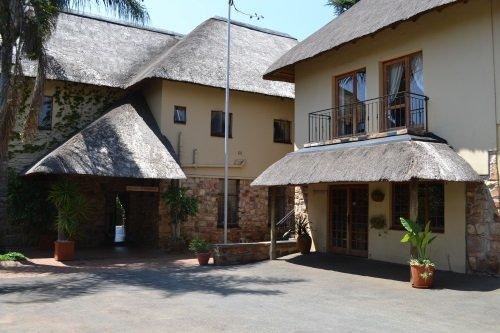 Greenfire Lodge Johannesburg entree