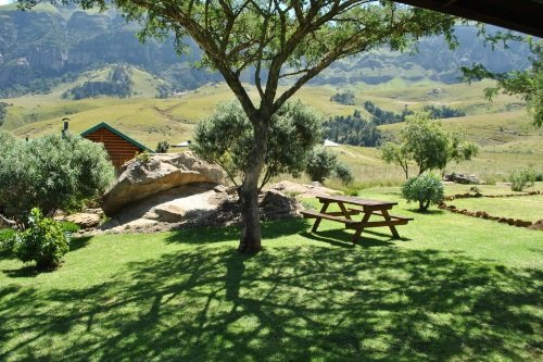 Greenfire Lodge Drakensberg omgeving 2