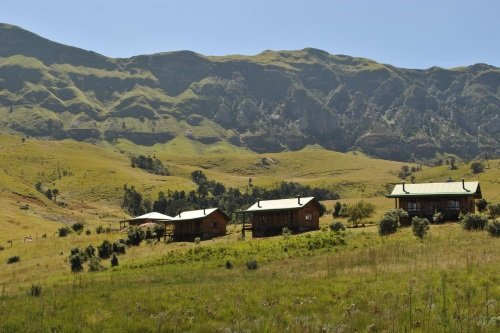 Greenfire Lodge Drakensberg blokhut 3