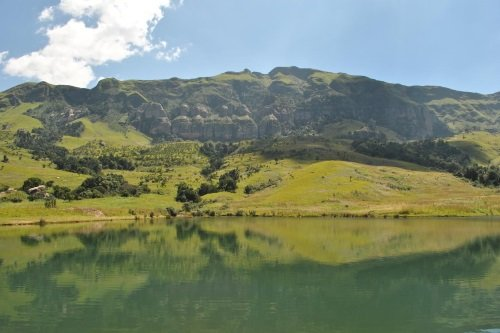 Greenfire Lodge Drakensberg omgeving 3